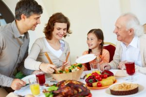 Five eye health approved foods for your holiday feast